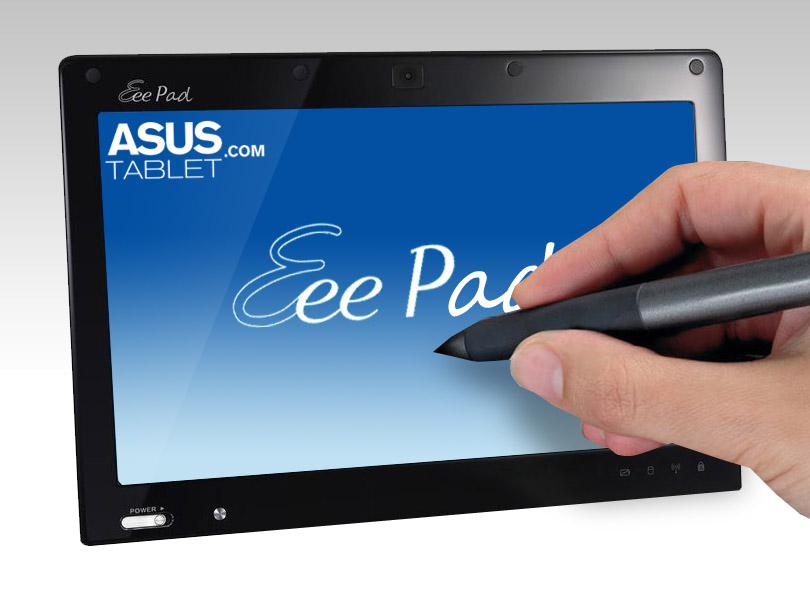 L'Asus EeePad sous Android pourrait arriver dès cet été