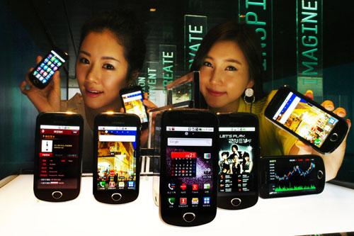 Samsung annonce le Samsung Galaxy A pour la Corée du Sud