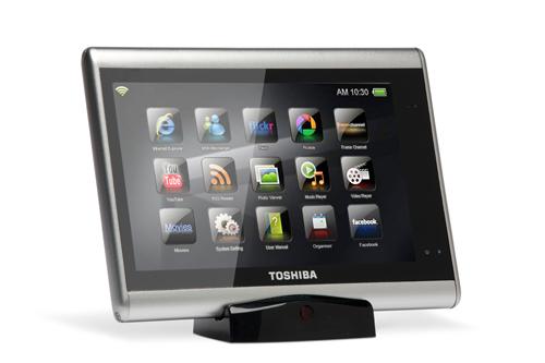 Toshiba prépare une tablette sous Android