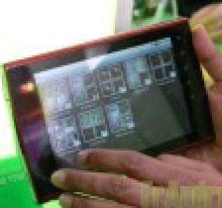 La tablette Compal Naz 10 sous Tegra 2 est de retour !