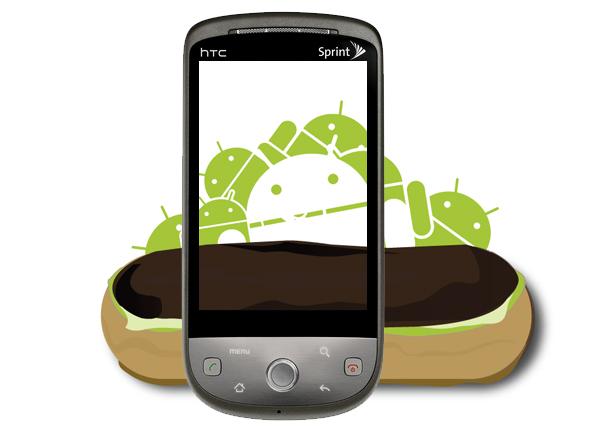 Sprint : La mise à jour des HTC Hero est en route !