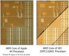 Le processeur Apple A4 fabriqué par Samsung ?