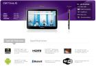 Interpad : Une tablette de 10″,  1 Go de mémoire RAM et NVidia Tegra 2 prévue pour Décembre