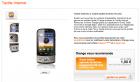 Tactile Internet, un androphone OEM vendu par Orange ? (MàJ)
