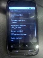 Verizon : Un nouvel Android ? Le Motorola WX445