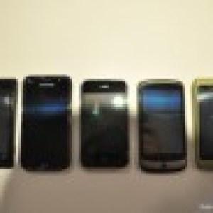 Quelques images du Galaxy S