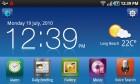 Les applications Dock Home et Dock Car du Galaxy S disponibles