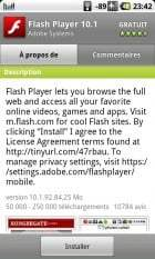 Adobe : Flash Player 10.1 passe en version finale