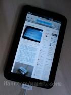(MàJ) Samsung Galaxy Tab : Un teaser officiel et de nouvelles photos de la tablette sous FroYo