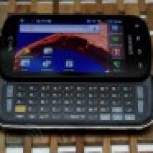 Test du Samsung Epic 4G (Sprint)