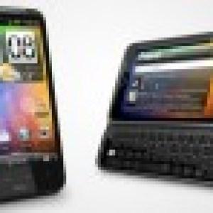 Pré-commande des HTC Desire HD et Desire Z, disponible le 11 octobre