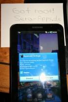 La Galaxy Tab n'est même pas sortie, qu'elle est déjà rootée !