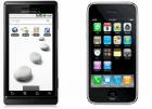 Apple attaque Motorola pour violation de brevets