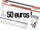 HTC Desire HD : Nous vous offrons 50 euros de réduction chez Virgin Mobile