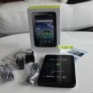 Test de la Samsung Galaxy Tab (GT-P1000)