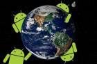 Android devient le deuxième OS dans le monde, en croissance de 628% sur un an
