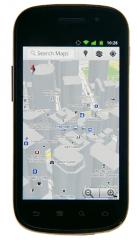 Une vidéo de démonstration de Google Maps 5 sur un Nexus S