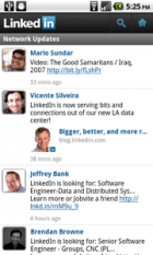 LinkedIn arrive sur Android en version bêta