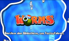 Worms d'EA disponible sur Android