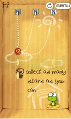 Un nouveau jeu sur Android : Rope Cut, un clone de Cut the Rope