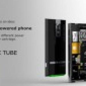 HTC Tube : Et si les smartphones étaient des cartouches ?