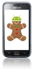 Le Samsung Galaxy S sous Gingerbread dès le mois de Mars ?