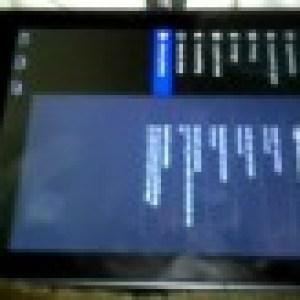 Une version compilée de Honeycomb portée sur Dell Streak