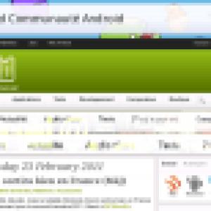 Firefox 4 arrive en bêta 5 sur Android