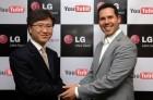 YouTube & LG main dans la main sur la 3D
