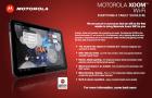 La Motorola Xoom WiFi à £449.99 en UK et la version 3G à 700€ en Allemagne