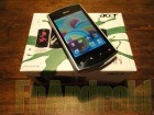 Test de l'Acer Liquid Mini sous Android