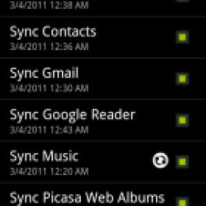 La synchronisation de musiques sur les serveurs Google déjà possible !