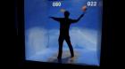 Jouer à Fruit Ninja dans la réalité, c'est possible grâce à un simulateur !