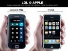 Et si Apple avait copié sur Samsung ?