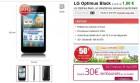 Le LG Optimus Black est disponible chez Virgin Mobile