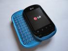 LG Optimus Chat : un smartphone d'entrée de gamme avec un clavier coulissant
