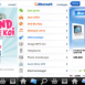 L'application Cdiscount est maintenant disponible sur l'Android Market