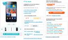 Le Samsung Galaxy S II est disponible chez Bouygues Telecom