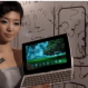 [Computex 2011] Vidéo de l'Asus EeePad Slider