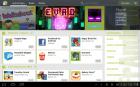 L'Android Market pour Honeycomb affiche maintenant les nouveaux classements
