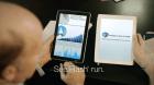Publicité pour la Samsung Galaxy Tab 10.1