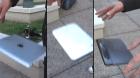 Qui résiste le mieux à une chute entre la Galaxy Tab, la Xoom et l'iPad 2 ? (Vidéo)