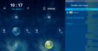 Livelocker, un écran de déverrouillage avec une apparence soignée