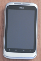 Test du HTC Wildfire S : un entrée de gamme au top