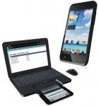 KT SpiderPad, un mélange de dock de l'Atrix et de PadPhone sous Android