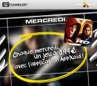 Chaque mercredi, un jeu Gameloft à 0,99€ grâce à appXoid !