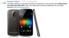 Galaxy Nexus : début janvier chez Bouygues Telecom