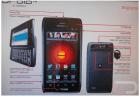 Quelques fuites du Motorola Droid 4