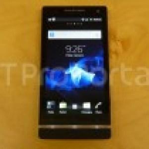 Le Sony Ericsson Nozomi/Arc HD (LT26i) a été pris en main