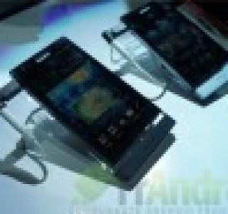 MWC 2012 : Prise en mains du Sony Xperia P